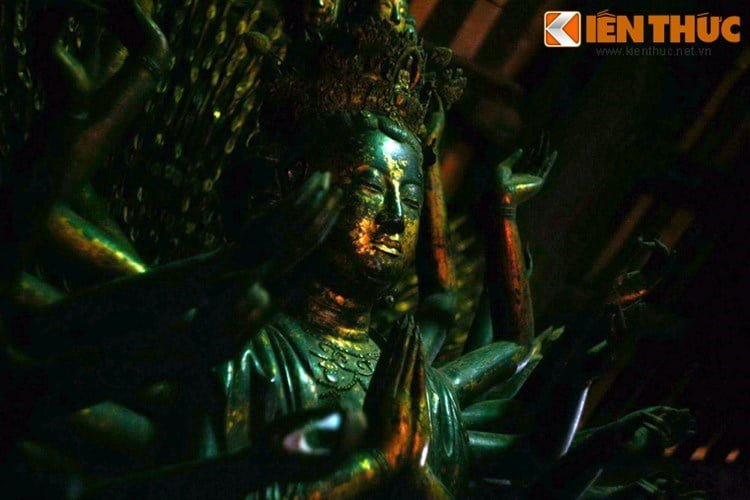Cai nhat trong cac tuong Phat Bao vat quoc gia Viet Nam-Hinh-5