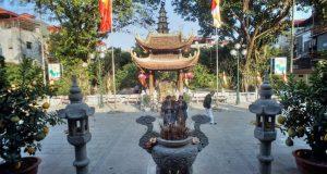 Chùa Liên Phái – đóa sen tuyệt đẹp của kinh thành Thăng Long