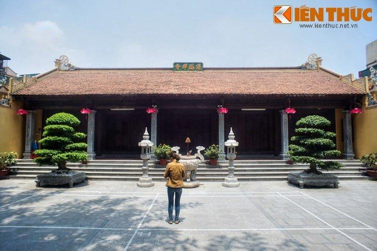 Chua Lien Phai - doa sen tuyet dep cua kinh thanh Thang Long-Hinh-10