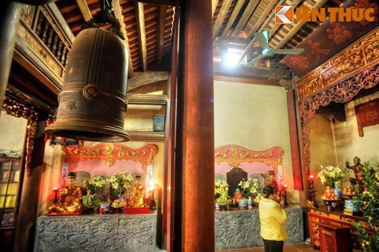 Chua Lien Phai - doa sen tuyet dep cua kinh thanh Thang Long-Hinh-12