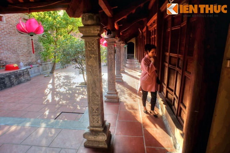 Chua Lien Phai - doa sen tuyet dep cua kinh thanh Thang Long-Hinh-13