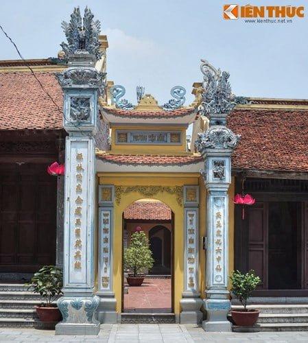 Chua Lien Phai - doa sen tuyet dep cua kinh thanh Thang Long-Hinh-15