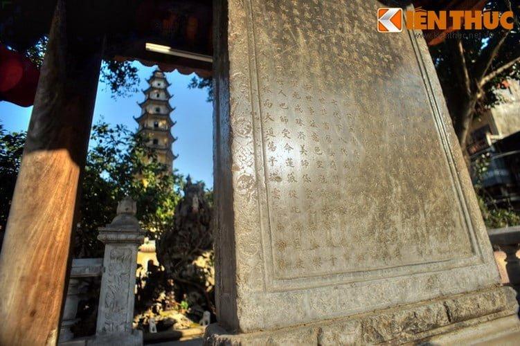Chua Lien Phai - doa sen tuyet dep cua kinh thanh Thang Long-Hinh-2