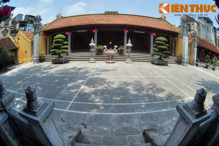 Chua Lien Phai - doa sen tuyet dep cua kinh thanh Thang Long-Hinh-20