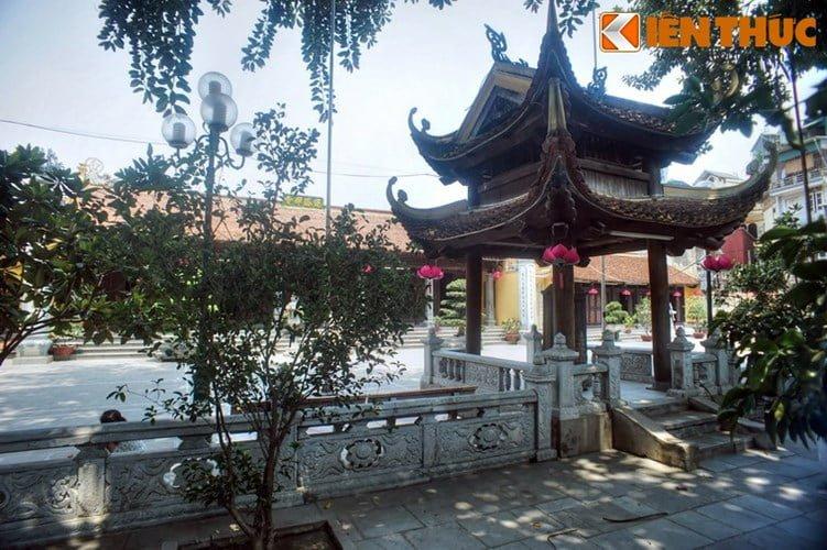 Chua Lien Phai - doa sen tuyet dep cua kinh thanh Thang Long-Hinh-7