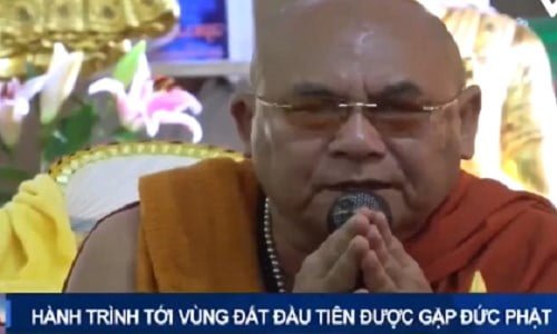 Hanh trinh toi vung dat dau tien duoc gap Duc Phat