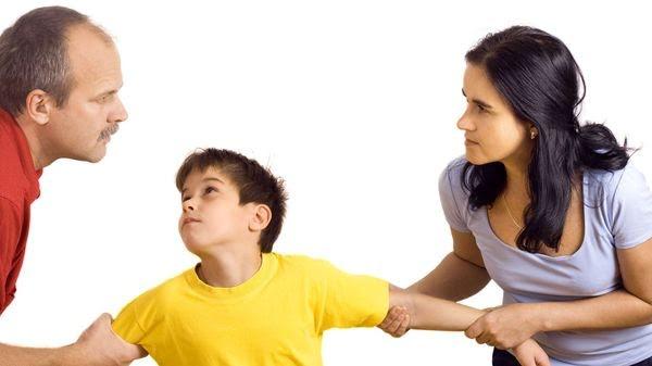 Kết quả hình ảnh cho con cái bất hòa