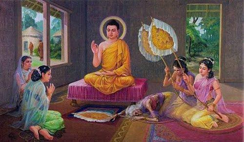 Kết quả hình ảnh cho Phật dạy kiềm chế nóng giận